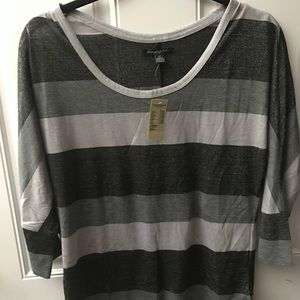 American Eagle 3/4 sleeve shirt